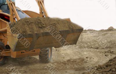 Loading Dirt