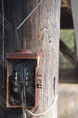 Old Electrical Box
