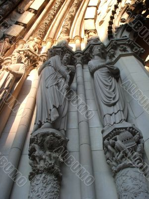 Saint John the Divine Cathedral, NYC