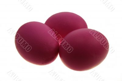 crimson eggs