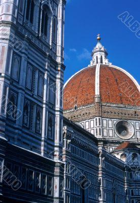 Santa Maria del Fiore`s Dome