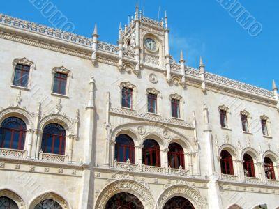 Lisbon central station