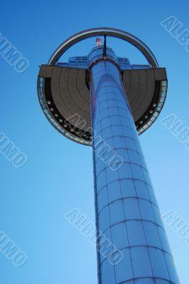 Observation Tower Madrid Spain