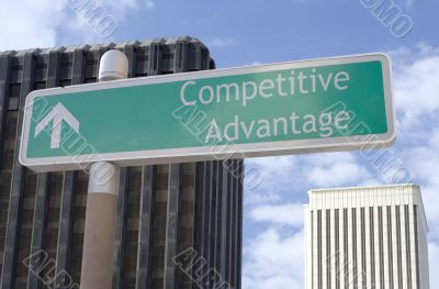 Competitive Advantage Ahead