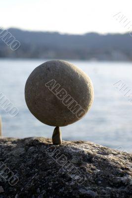 balance of the stones