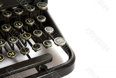 Detail type-writer