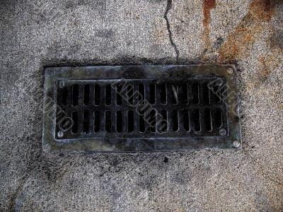 sewerage  hatch