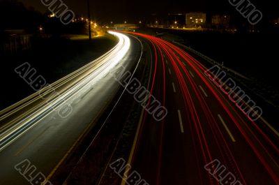 very fast turn