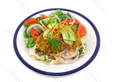 Tuna And Carrot Patties
