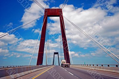 Suspension Bridge Drive