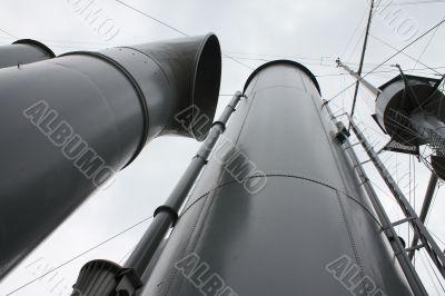Marine pipes