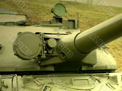 Tank turret