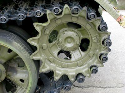 Army wheel