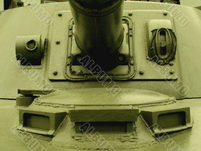 Tank turret 2