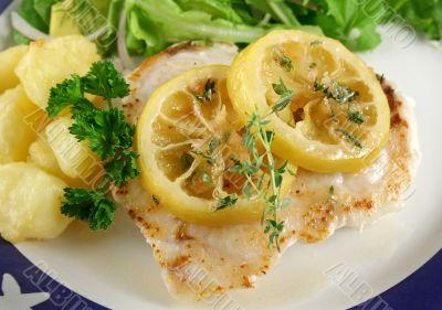 Lemon Perch