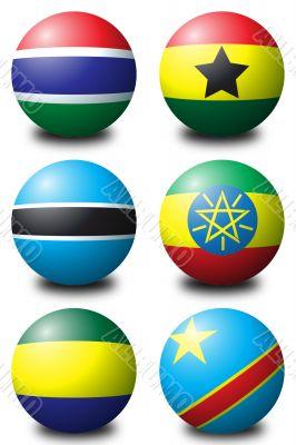 African balls 2