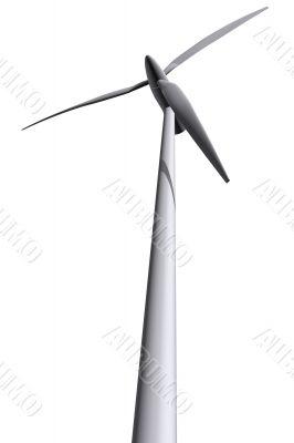 Isolated wind turbines 2