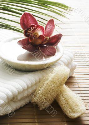 decor zen orchid