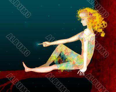 igniting stars