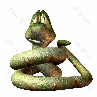 Toonimal Snake