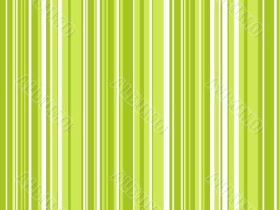 Retro Green Stripes