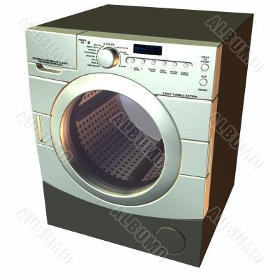 3D Washer