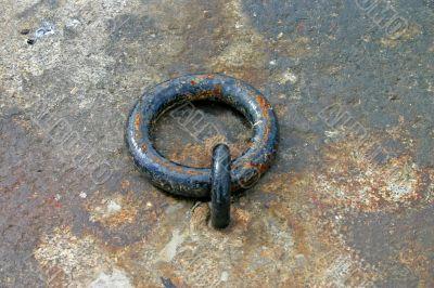 Ship Mooring Ring