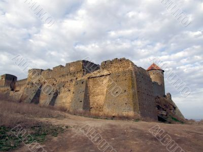 Medieval fortress.