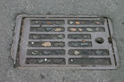 Dirty Street Grid