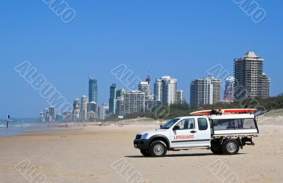 Gold Coast Lifeguard