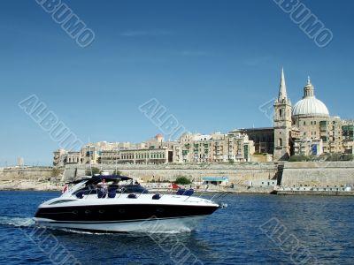 Boat in Harbour