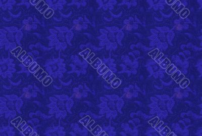 Seamless backgorund: retro floral texture