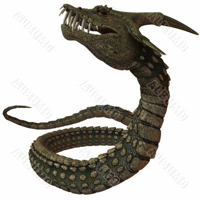 Dinoconda - Fantasy Animal