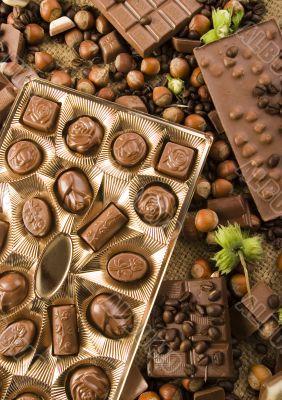 Nuts & Chocolate