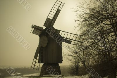 Single mill