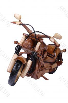 bike.bike wooden  souvenir