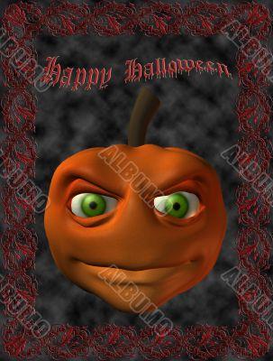 Greeting Card-Halloween