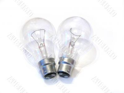 Clear Light Bulbs