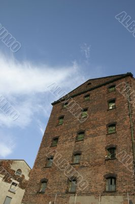 Old Liverpool Warehouse