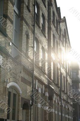 Sunshine on Old Liverpool
