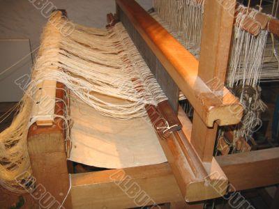 Hand Weaving Loom