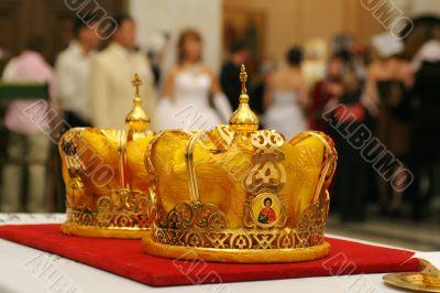 Religious crowns