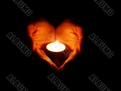 open ardent heart #3