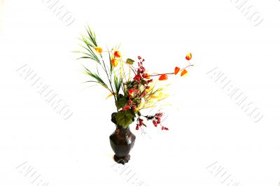 Expensive Vase with Flowers