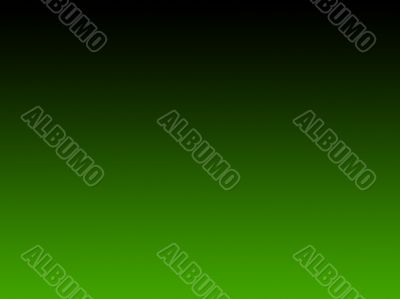 Simple effective green fade background