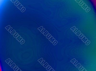 Blue interference patterns background