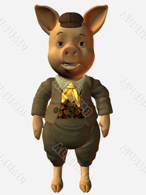 Toon Pig