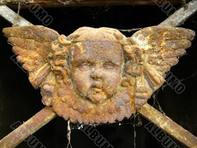 grave door ornament