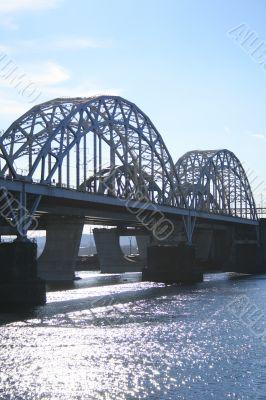 bridges` arches