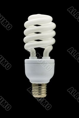 power saving light bulb